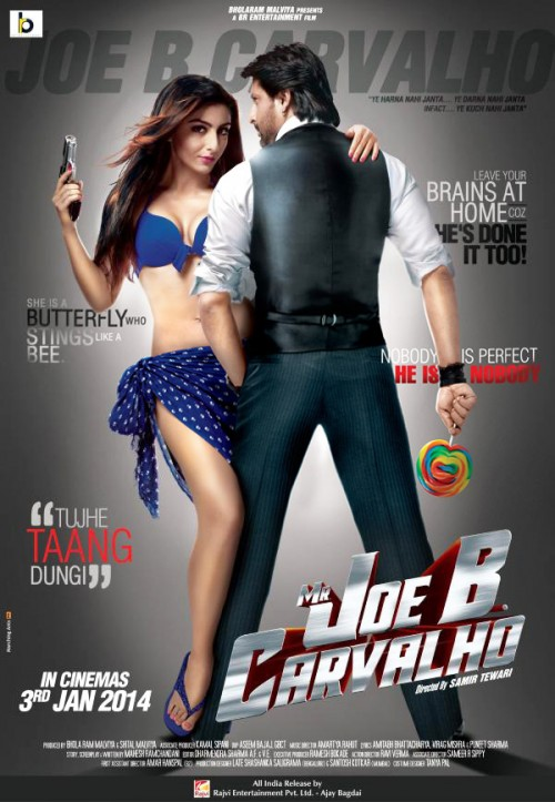 Mr Joe B Carvalho (2014) 720p HEVC Dvdrip X265 460MB