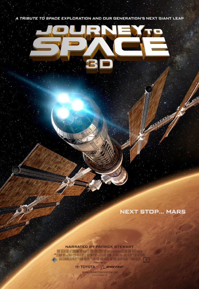 Journey to Space (2015) 1080p BluRay x264  647 MB