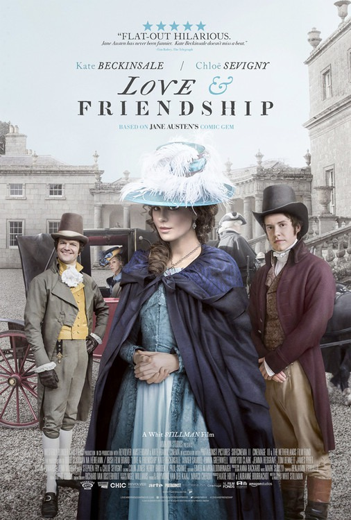 Love & Friendship (2016) 720p HEVC WEBRip X265 555 MB