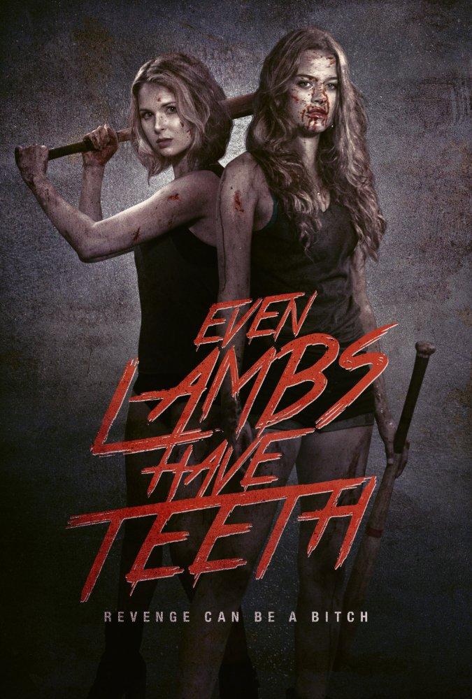 Even Lambs Have Teeth (2015) 720p HDRip X264 695 MB