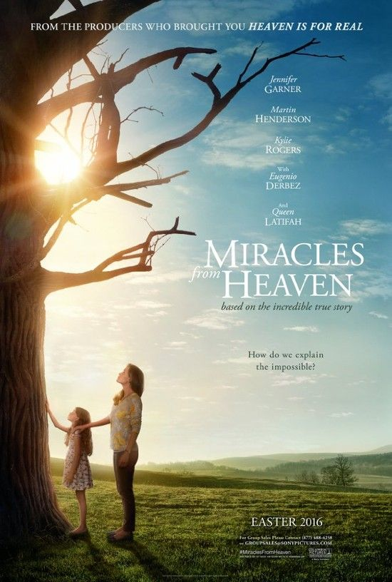 Miracles from Heaven (2016) 720p WEB-DL X264  948 MB