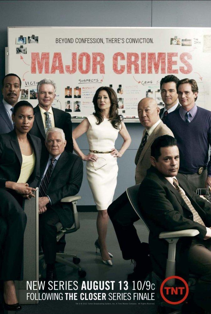 Major Crimes S05E01 720p HDTV x265  214 MB