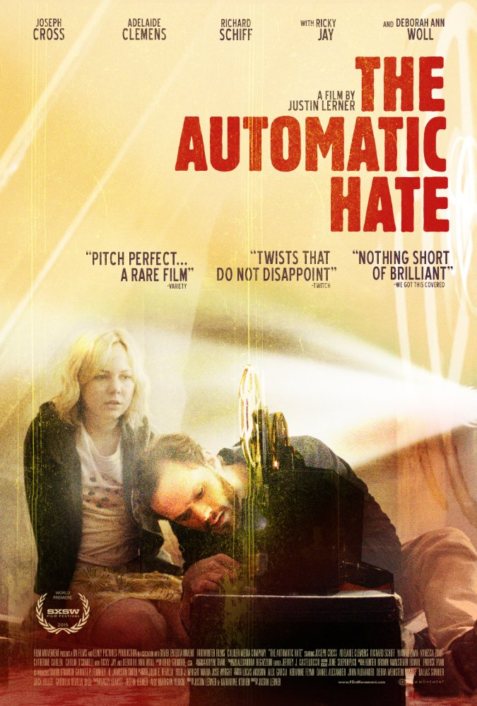 The Automatic Hate (2015) 720p HEVC HDRip X265 475 MB