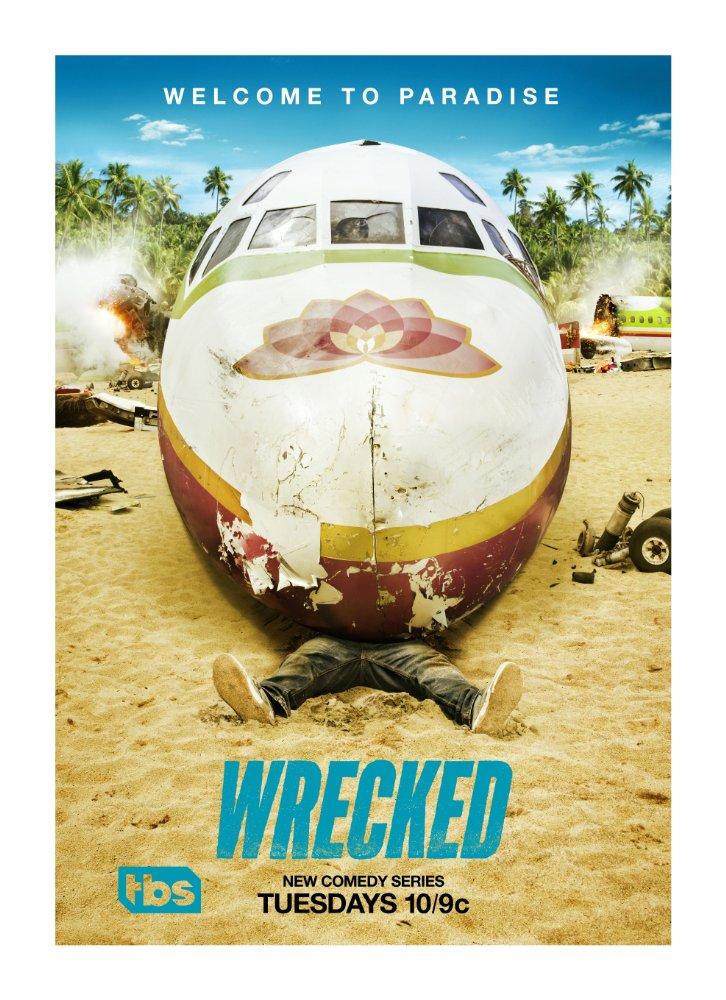 Wrecked  S01E01-02 720p HEVC HDTV x265 297 MB