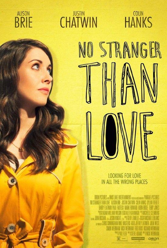 No Stranger Than Love (2015) 720p WEB-DL X264 786 MB