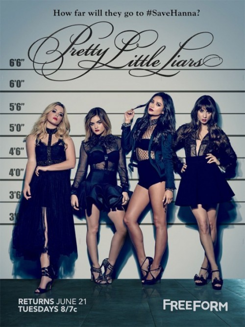 Pretty Little Liars S07E02 720p HEVC HDTV x265 180MB