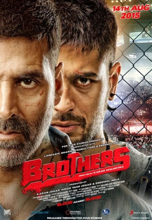 Brothers (2015) Hindi 1080p HEVC BluRay x265 1.2GB