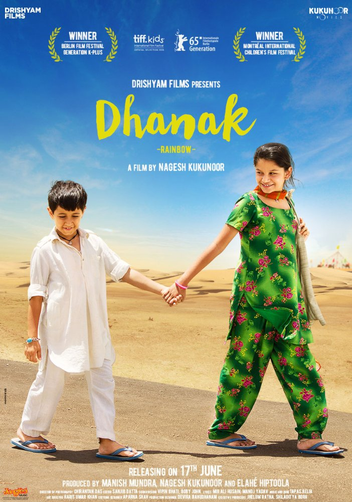 Dhanak (2016) Hindi 720p HEVC DvDRip x265