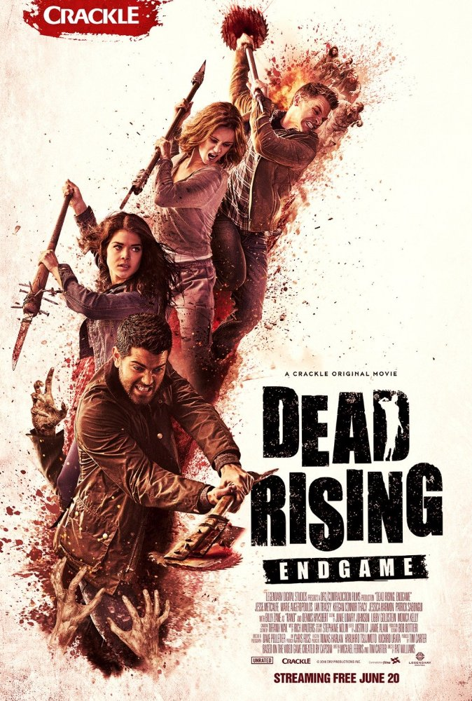 Dead Rising: Endgame (2016) 720p WEB-DL x264 752 MB