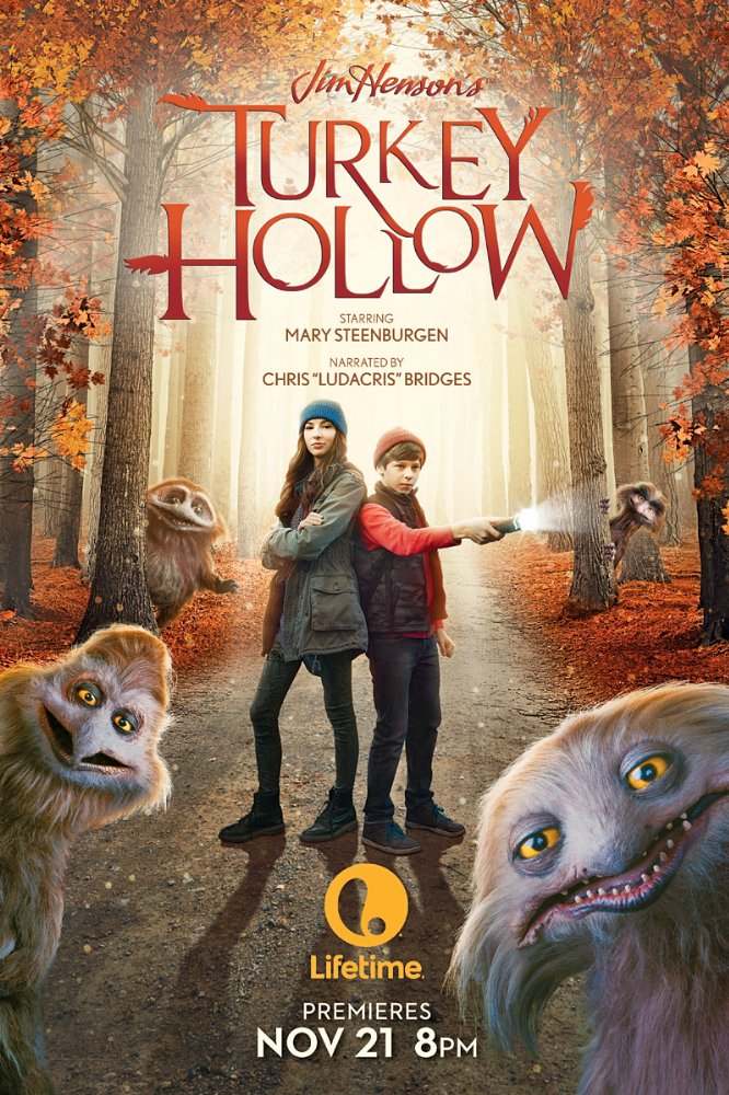 Jim Hensons Turkey Hollow (2015)  720p WEBRip x264 689 MB