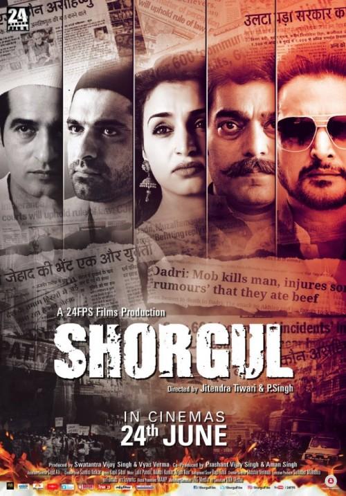 Shorgul (2016) Hindi DesiCAM x264 690MB
