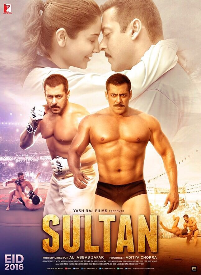 Sultan (2016) 1080p HEVC Desi scr X265 1GB