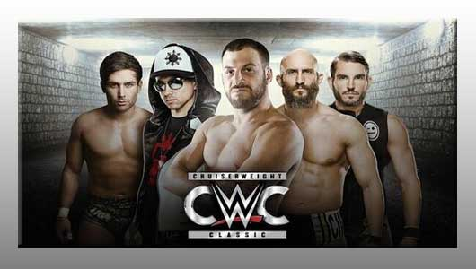 Watch WWE CruiseWeight Classic 24/8/16