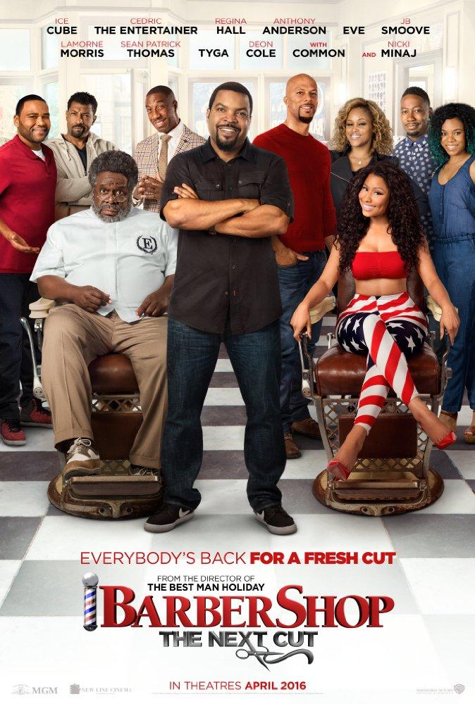 Barbershop: The Next Cut (2016) WEB-DL x264 978 MB