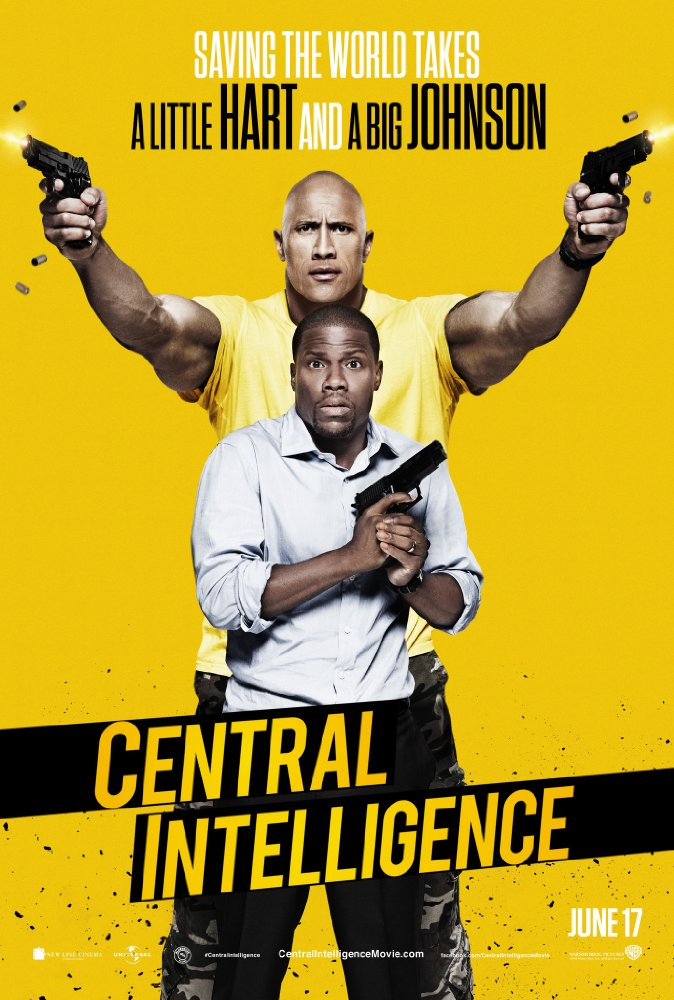 Central Intelligence (2016) 1080p HEVC Webrip x265 703 MB