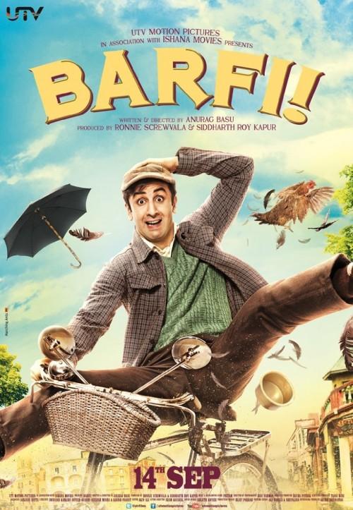 Barfi (2012) Hindi 1080p HEVC BluRay x265 1.2GB