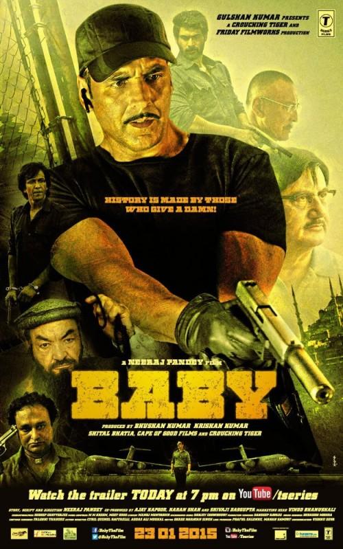 Baby (2015) Hindi 1080p HEVC BluRay x265 1.1 GB
