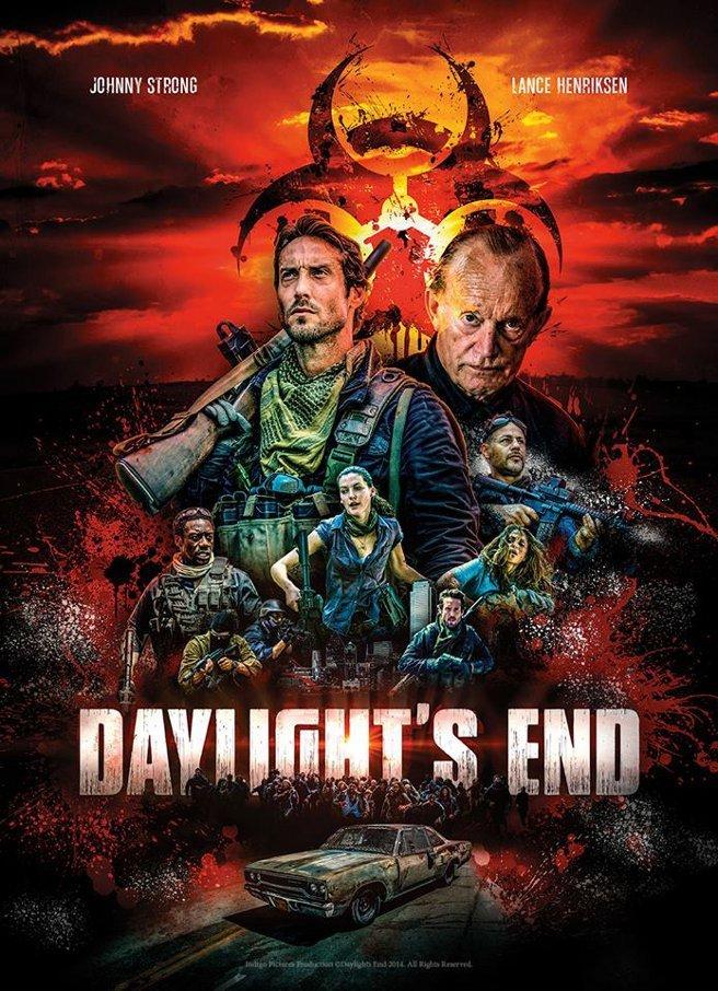 Daylight's End (2016) 1080p HEVC Bluray x265 664 MB