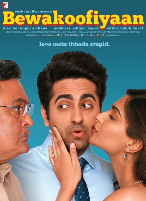 Bewakoofiyaan (2014) Hindi 1080p HEVC BluRay x265 820MB