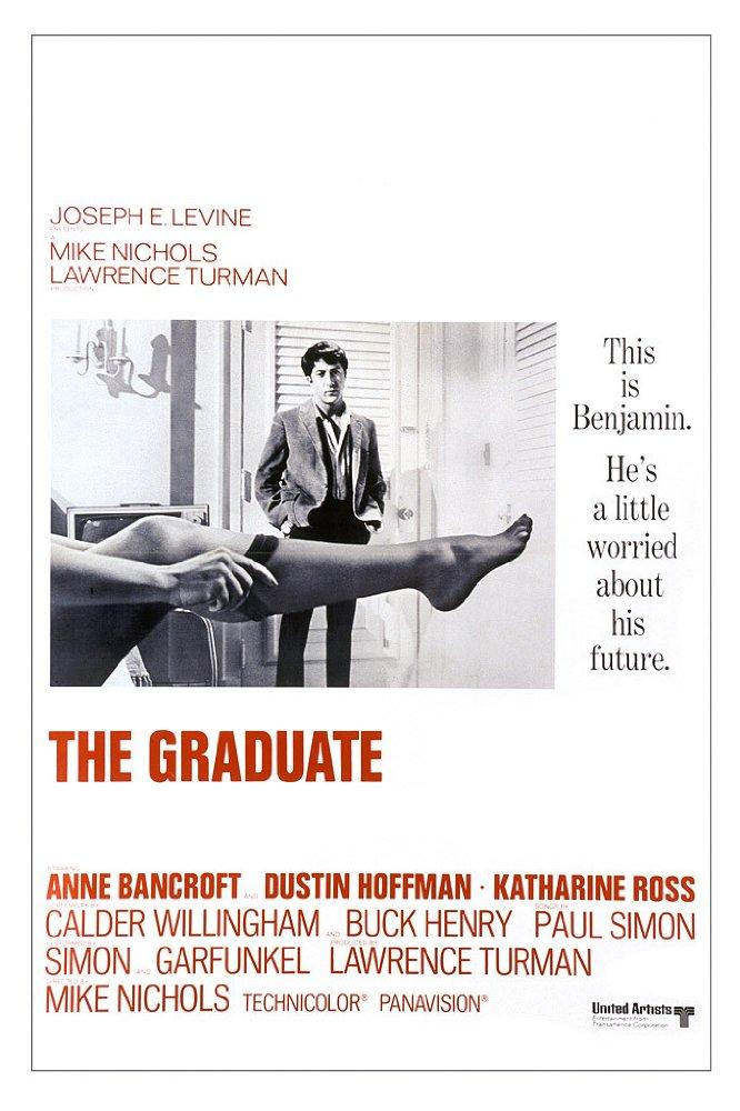 The Graduate (1967) 720p  Bluray X264 753 MB