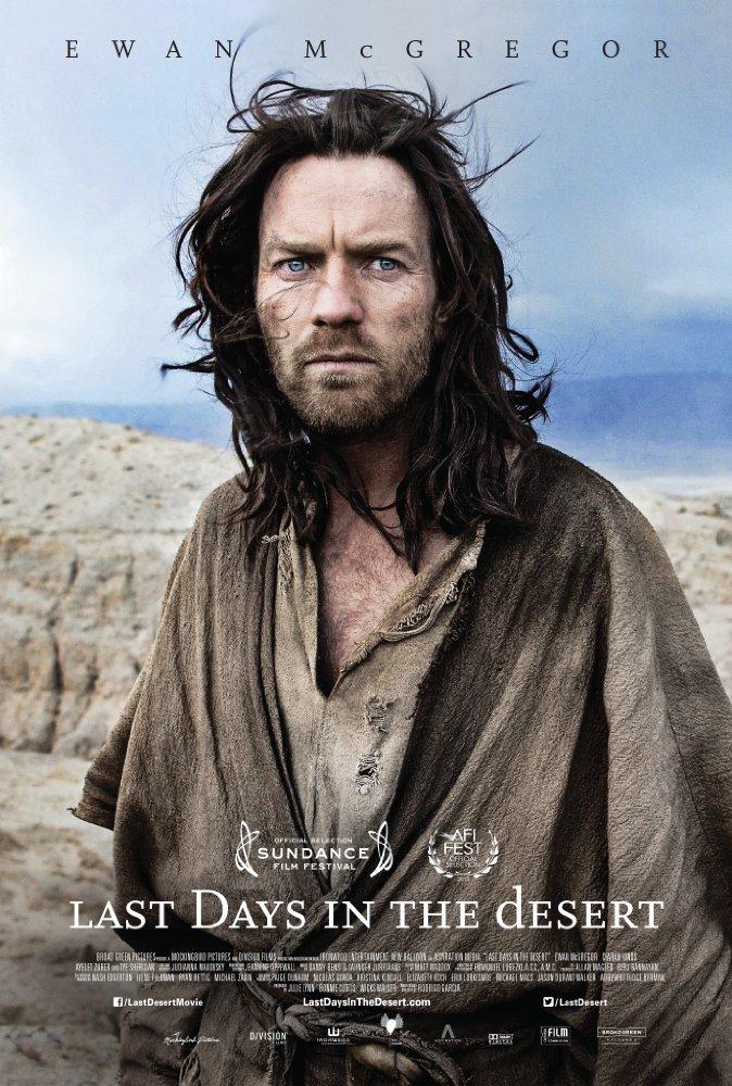 Last Days in the Desert (2015) HEVC DVDRip x265 483 MB