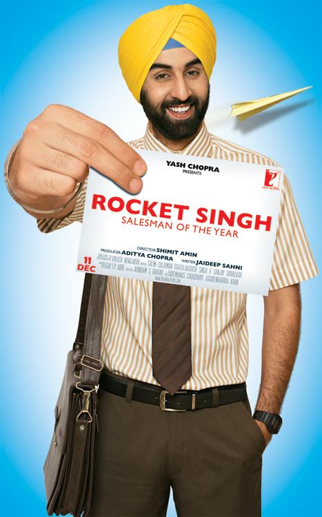 Rocket Singh: Salesman of the Year (2009) 720p BDRip X264 750 MB