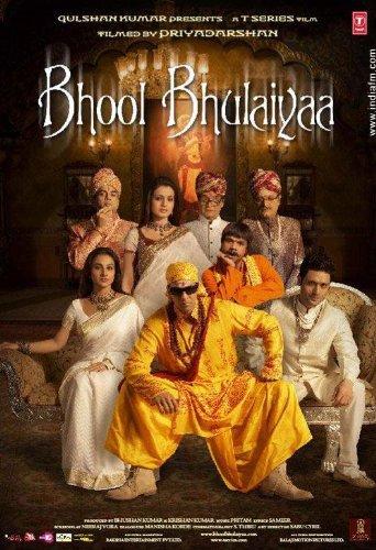 Bhool Bhulaiyaa (2007) Hindi 1080p HEVC BluRay x265 1GB