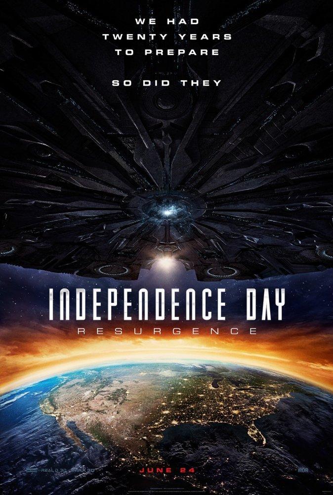 Independence Day: Resurgence (2016) 1080p HEVC HDRip x265 752 MB