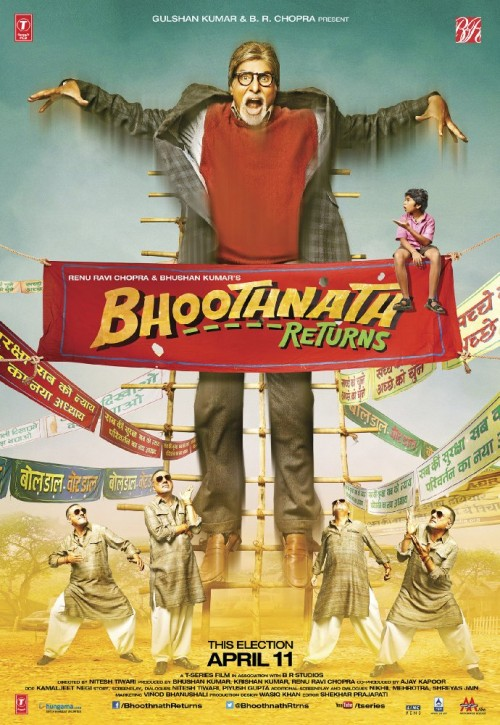 Bhoothnath Returns (2014) Hindi 1080p HEVC BluRay x265 1GB