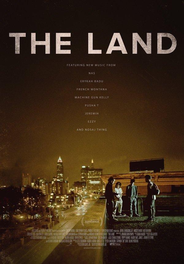 The Land (2016) 1080p web-dl X265 641 MB