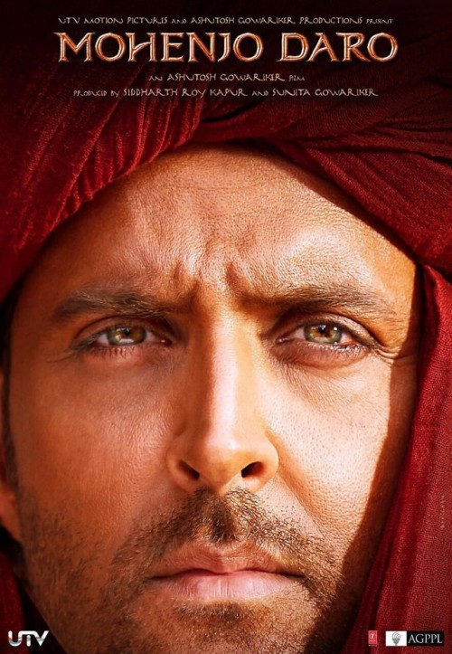 Mohenjo Daro (2016) Hindi DesiScr x264 899MB