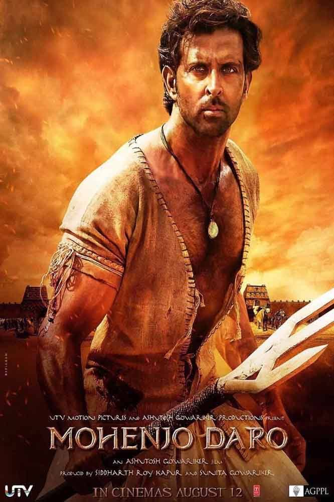 Mohenjo Daro (2016) Hindi 1080p HEVC WeBRip x265 1GB