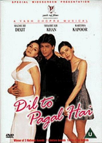 Dil To Pagal Hai (1997) Hindi 1080p HEVC BluRay x265 1.1GB