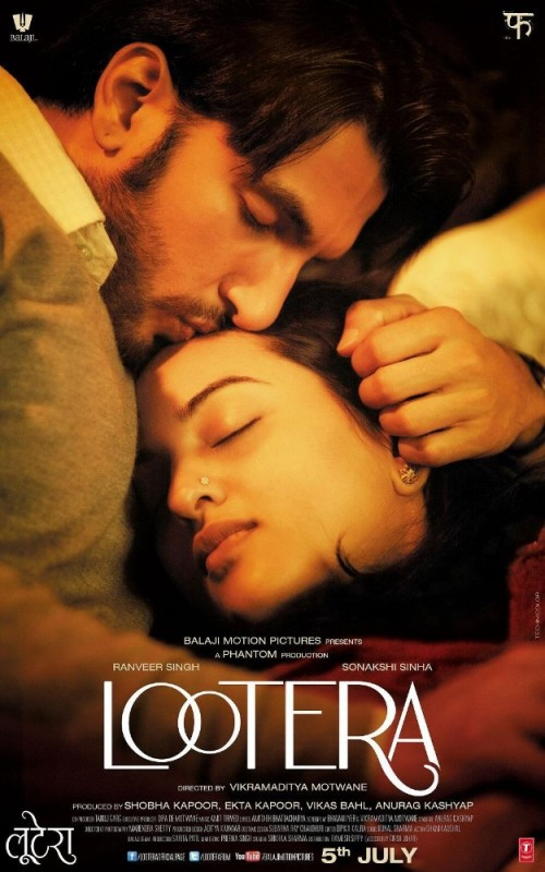 Lootera (2013) Hindi 720p HEVC DvDRip x265 680MB