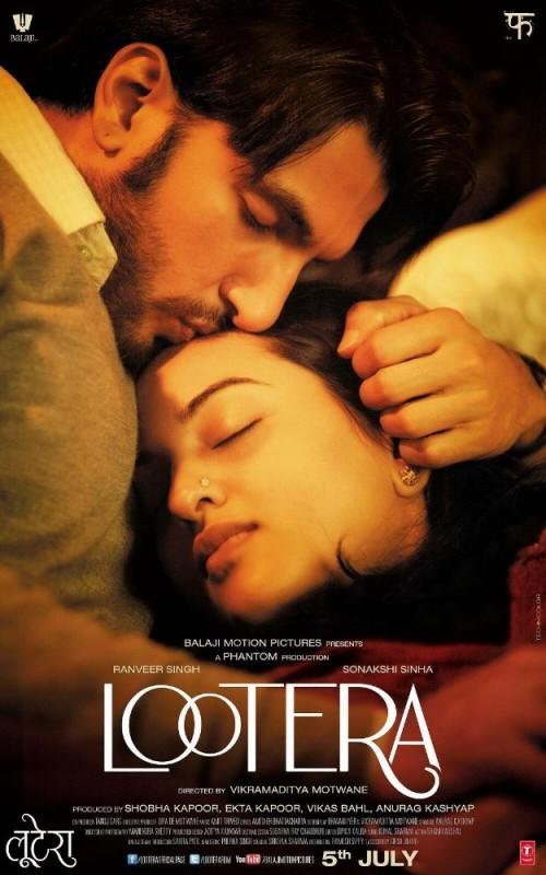 Lootera (2013) Hindi 720p HEVC DvDRip x265 680MB
