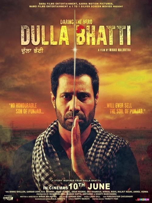 Dulla Bhatti Wala (2016) Panjabi 1080p HEVC Untouched WebHD X265 660MB
