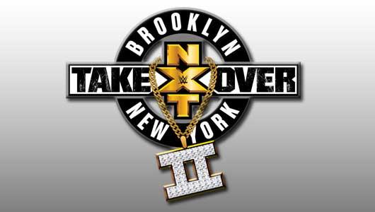 wwe nxt takeover brooklyn 2