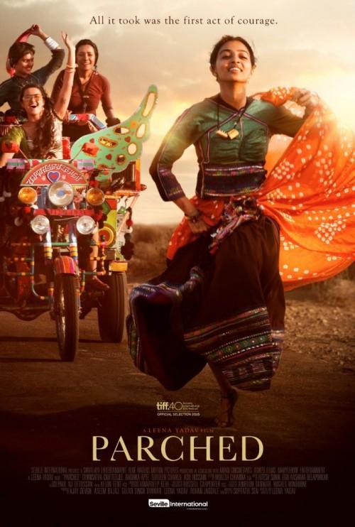 Parched (2016) Hindi 720p WEBHDRip x264 1GB