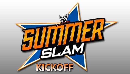 watch wwe summerslam 2015 kickoff
