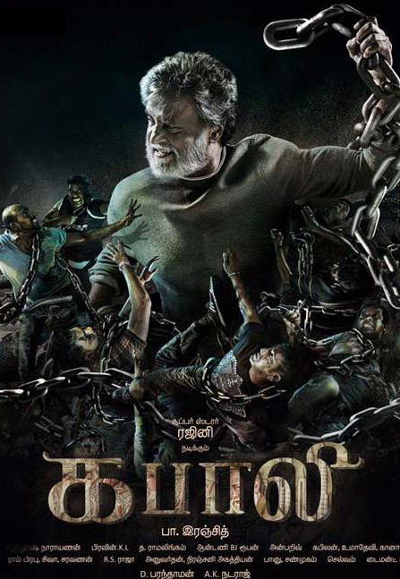 Kabali (2016) Hindi Dubbed 720p HDRip x264