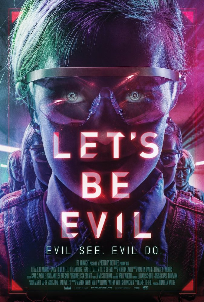 Let's Be Evil (2016) 720p WEB-DL x264 724 MB