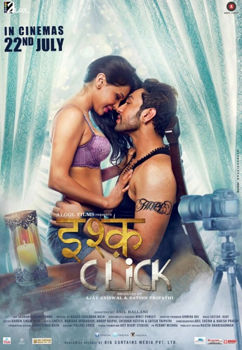 Ishq click (2016) Hindi 1080p HEVC WEB-DL x265 850MB