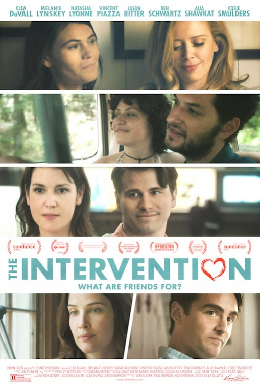 The Intervention (2016) WEB-DL x264 772 MB