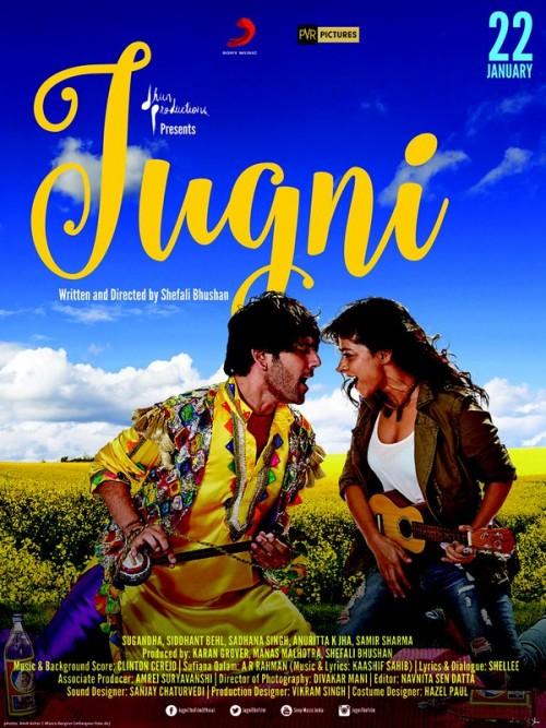 Jugni (2016) Hindi 1080p HEVC HDRip X265 670MB