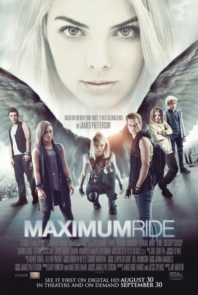Maximum Ride (2016) 720p HEVC WEB-DL x265 375 MB