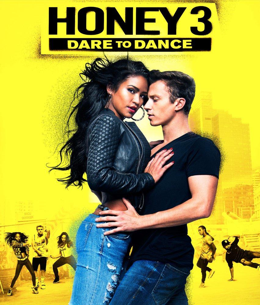 Honey 3: Dare to Dance (2016) 720p BRRip X264 749 MB