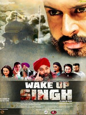 Wake Up Singh (2016) Punjabi 720p HDRip x264 850MB