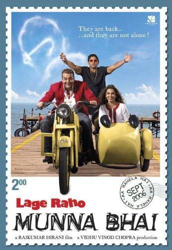 Lage Raho Munna Bhai (2006) Hindi 1080p HEVC WEB-DL X265 900MB