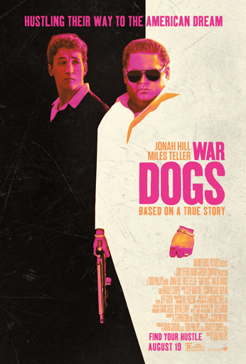 War Dogs (2016) HDTS X265 670MB