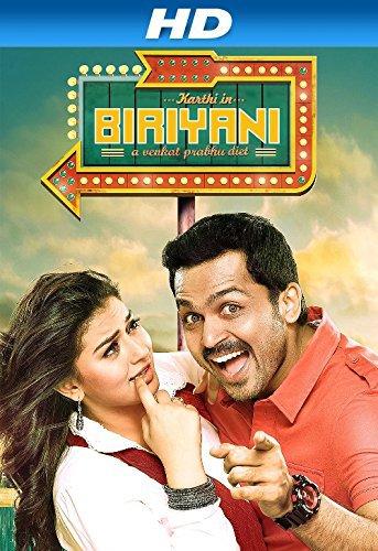 Biriyani (2013) Hindi Dubbed 720p HEVC BluRay X265 700MB